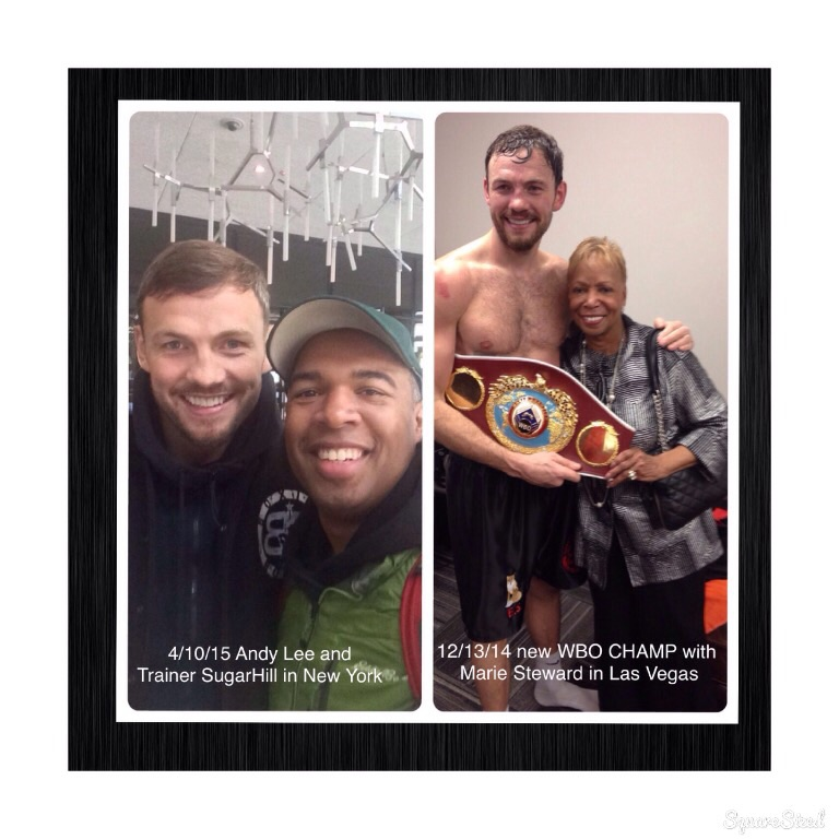 Andy Lee stops Korobov to become WBO champion of the World